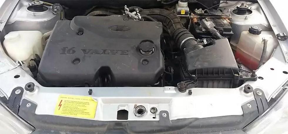 1,4-литровый 16-клапанник ВАЗ-11194