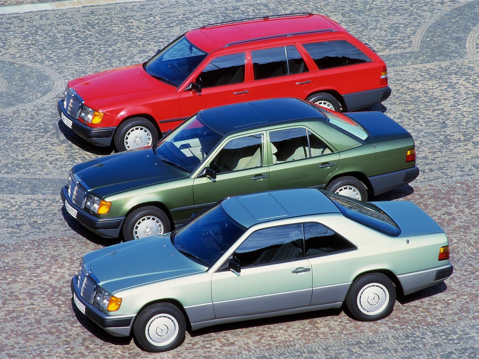 Mercedes-Benz E-Klasse (Br.124) '1985–93