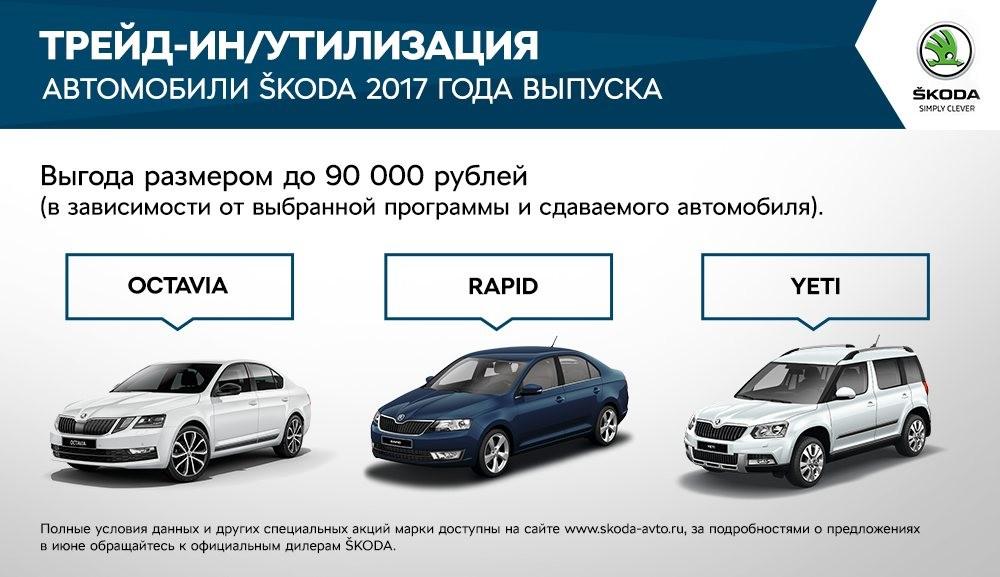 Специальные предложения для клиентов SKODA в июне (3)