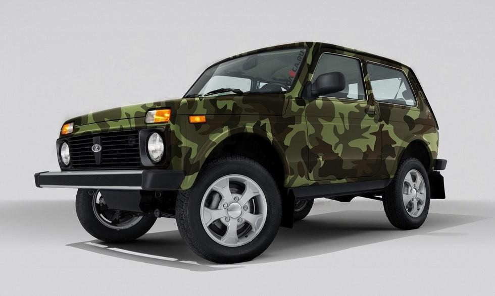Так мог бы выглядеть внедорожник Lada 4x4 Hunter. Рендер, созданный дизайнером Артемом Синицыным специально для портала «Колёса.ру»