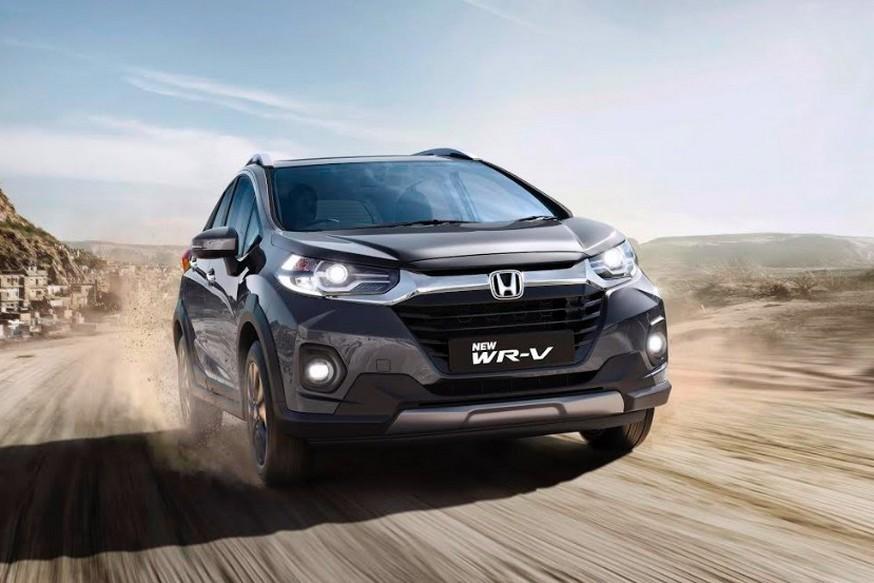 Растерявший покупателей паркетник Honda WR-V обновлён: меньше версий, всё так же только МКП