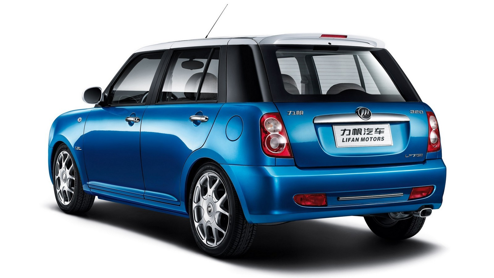 Lifan 320'2008–13