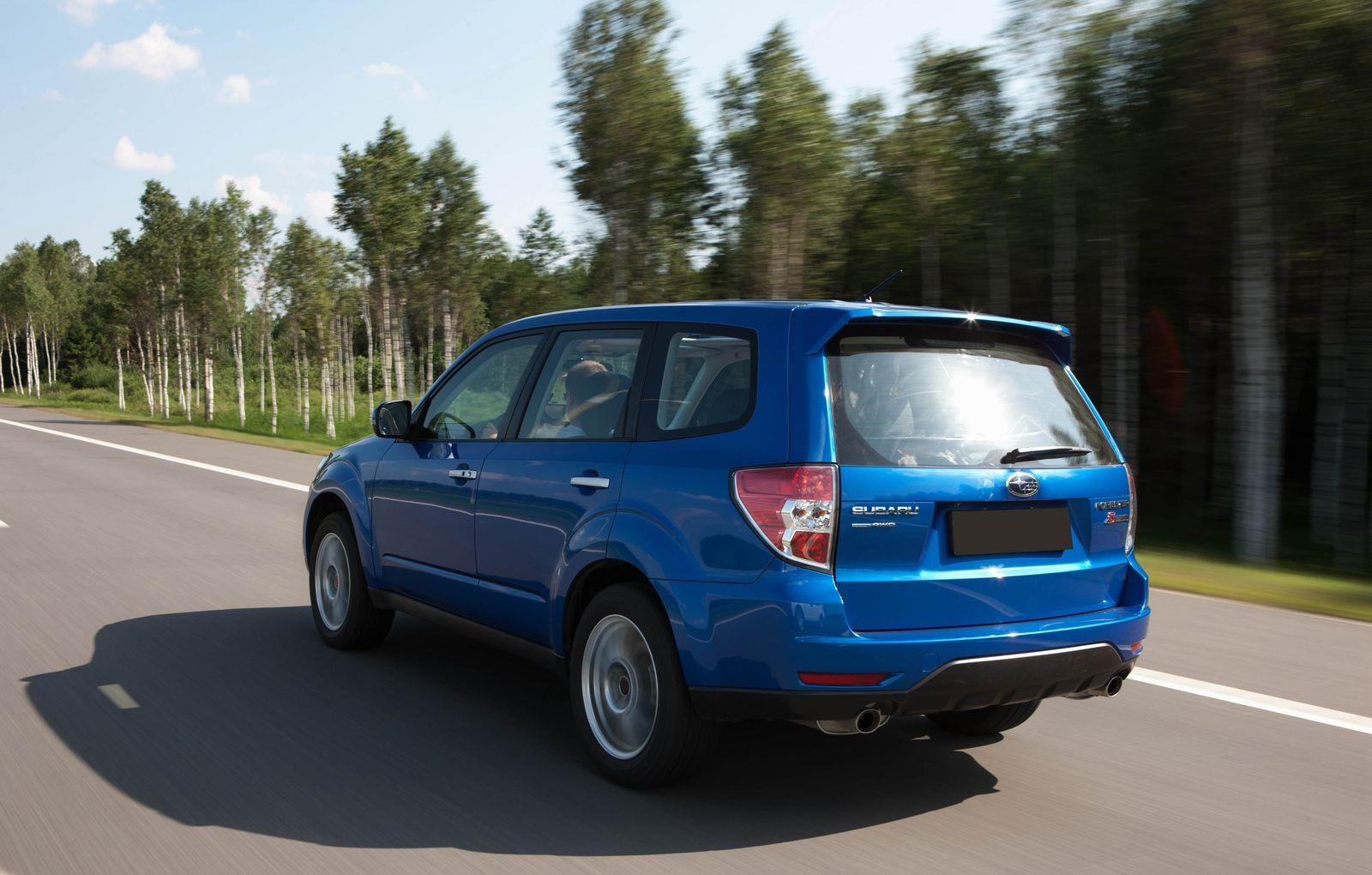 5 причин покупать и не покупать Subaru Forester III