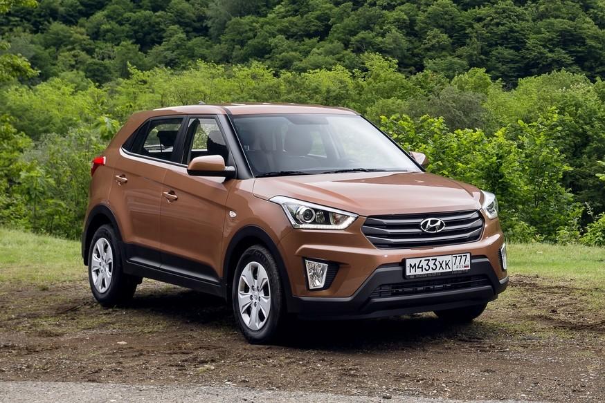 ТОП-10 SUV России в ноябре: рекорд Hyundai Creta и возвращение Toyota RAV4