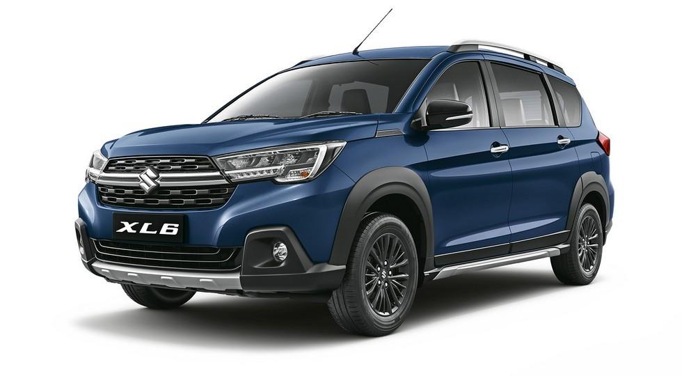 Новый Suzuki XL7: семиместный кроссвэн вместо внедорожника