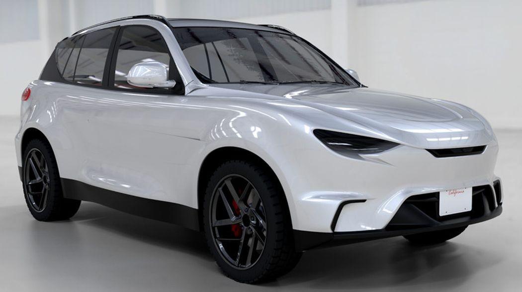 Кроссовер Mullen MX-05 — конкурент Tesla Model Y с батареей на 1000 км пробега