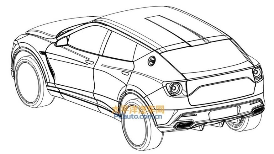 Lotus готовит конкурента Aston Martin DBX: первые изображения кроссовера Lambda