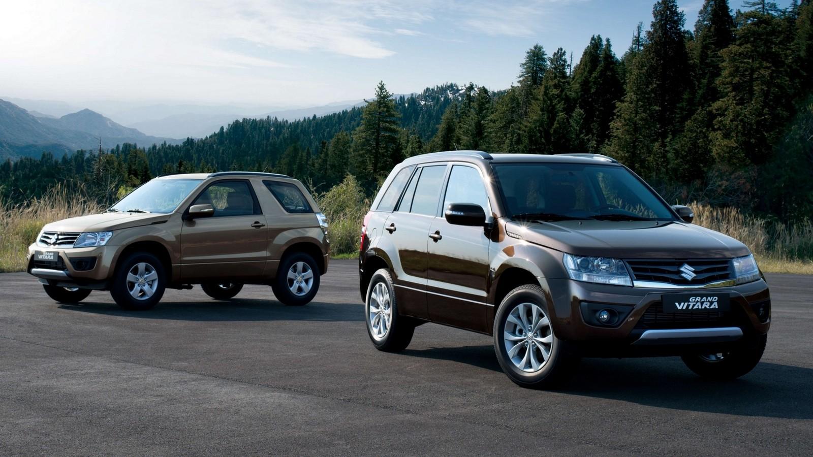 Suzuki Grand Vitara '2012–н.в.п