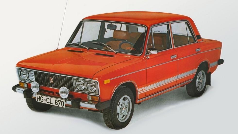 Модификация для немецкого рынка от импортёра Deutsche Lada