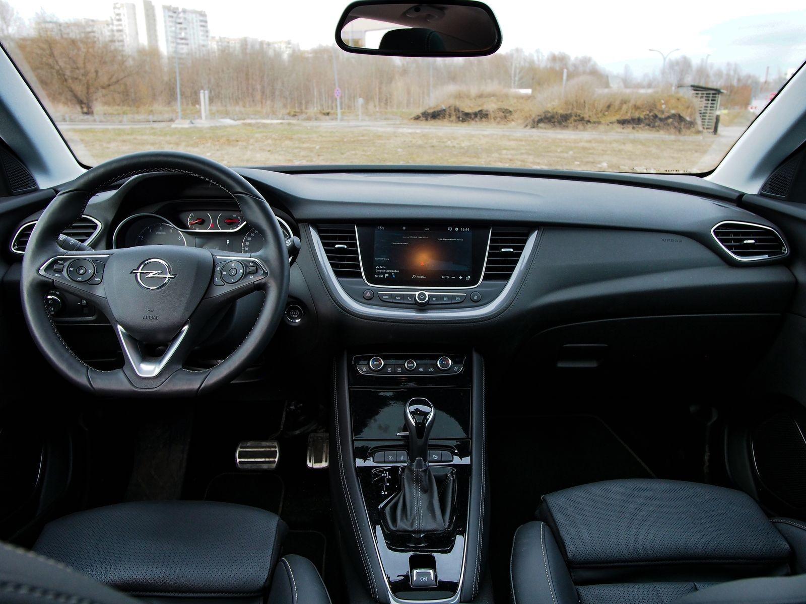 Уходящий и приходящий, шумный и тихий, вялый и бодрый: Honda CR-V против Opel Grandland X