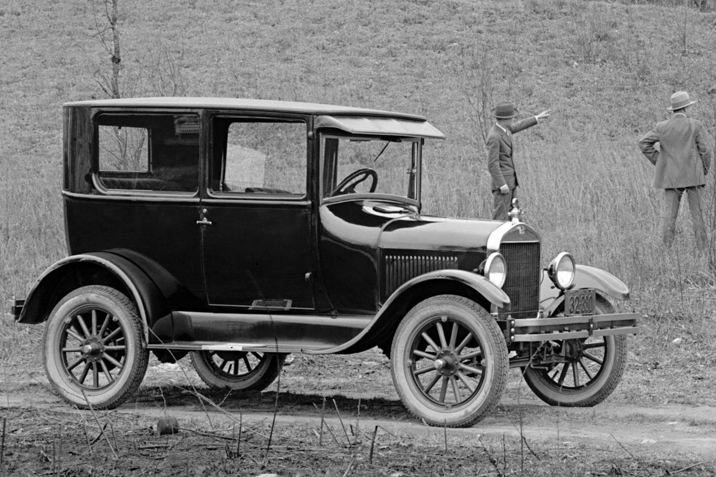 Ford Model T Tudor Sedan