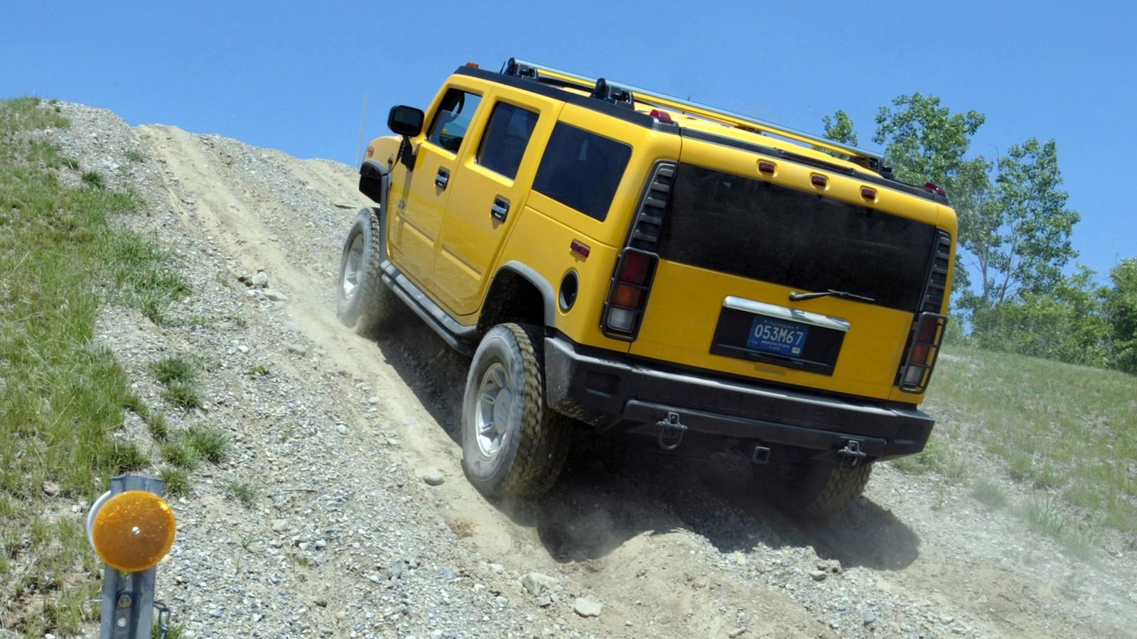18 Hummer H2 '2002–07