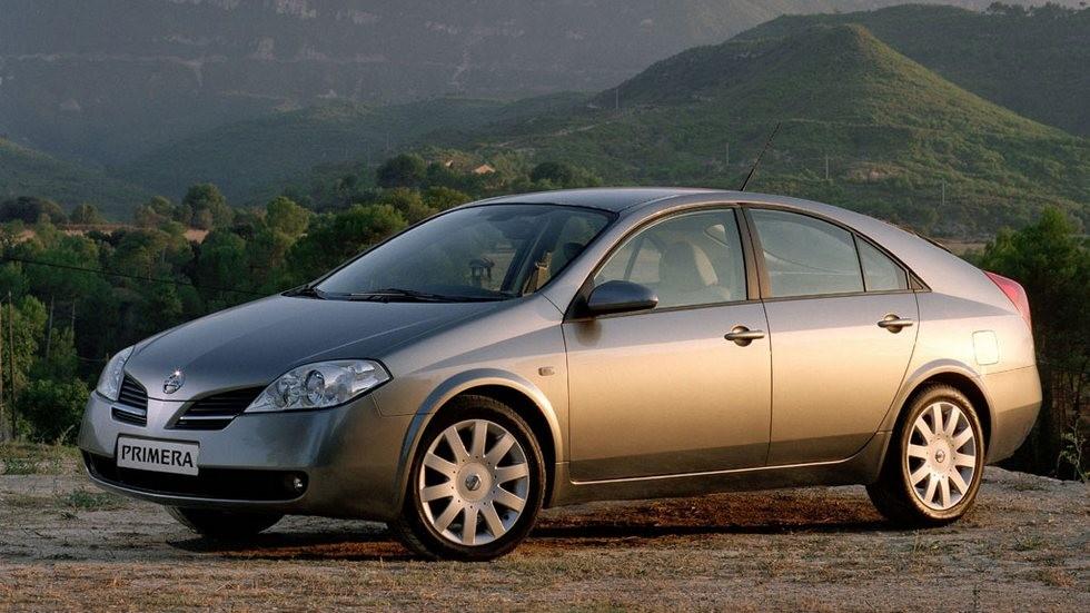 Nissan Primera Hatchback (P12) '2002–08