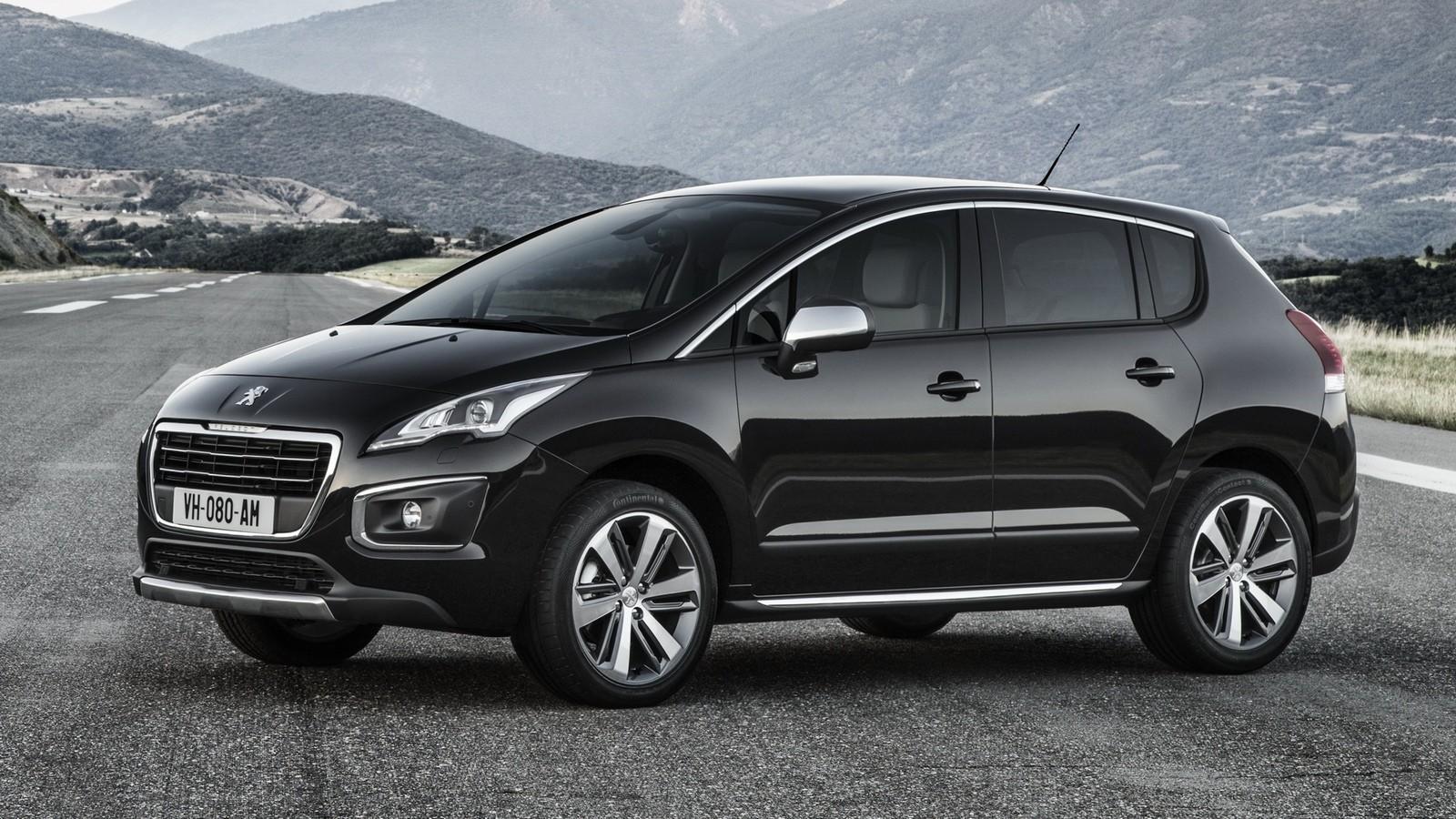 На фото: Peugeot 3008 '2013–н.в.