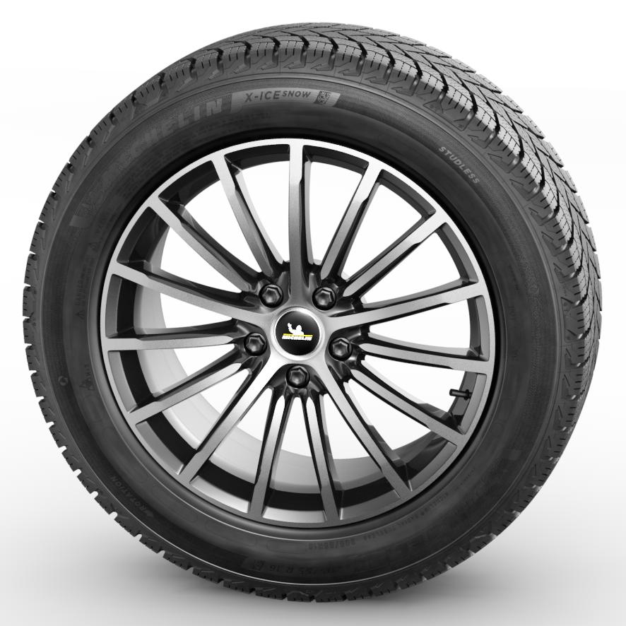Полимеры против износа: компания Michelin представила новые зимние шины X-Ice Snow