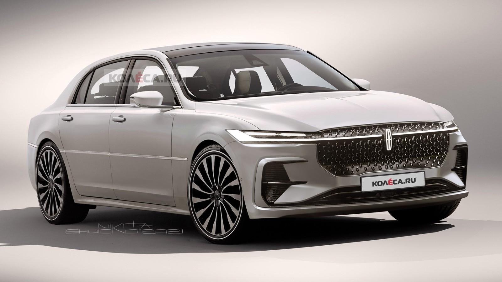 Новый Lincoln Town Car: каким он может быть