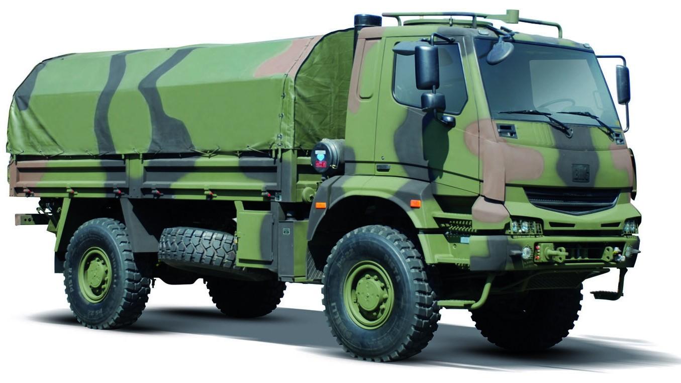 Обновленный грузовик BMC 235-16P с прежним 235-сильным мотором