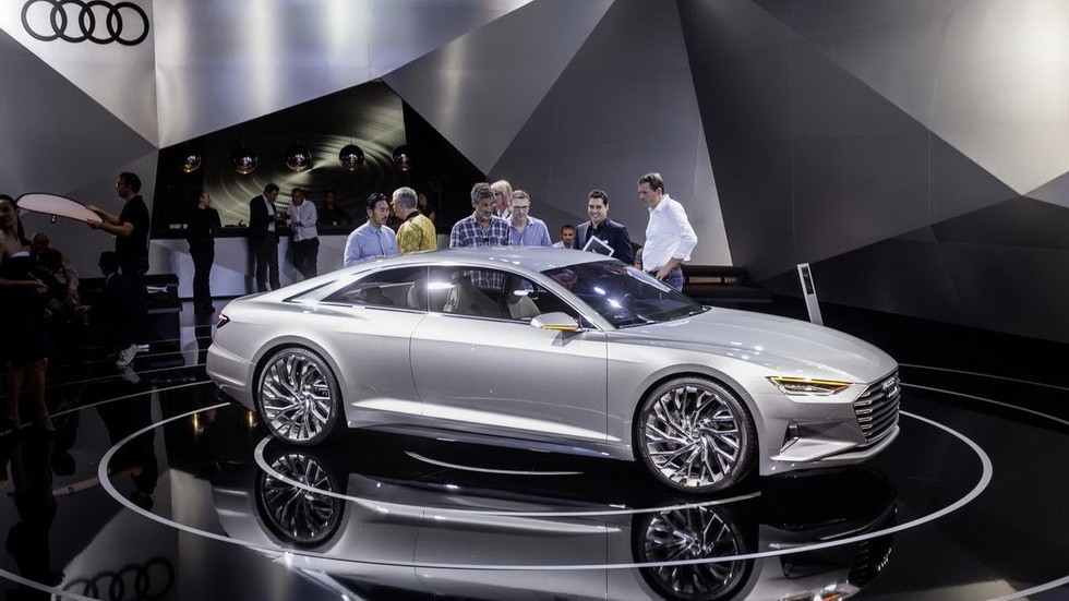Концепт Audi Prologue 2014 года