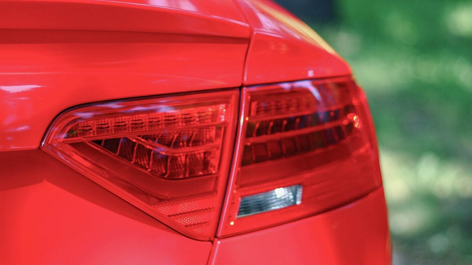 Audi A5 Sportback фонарь