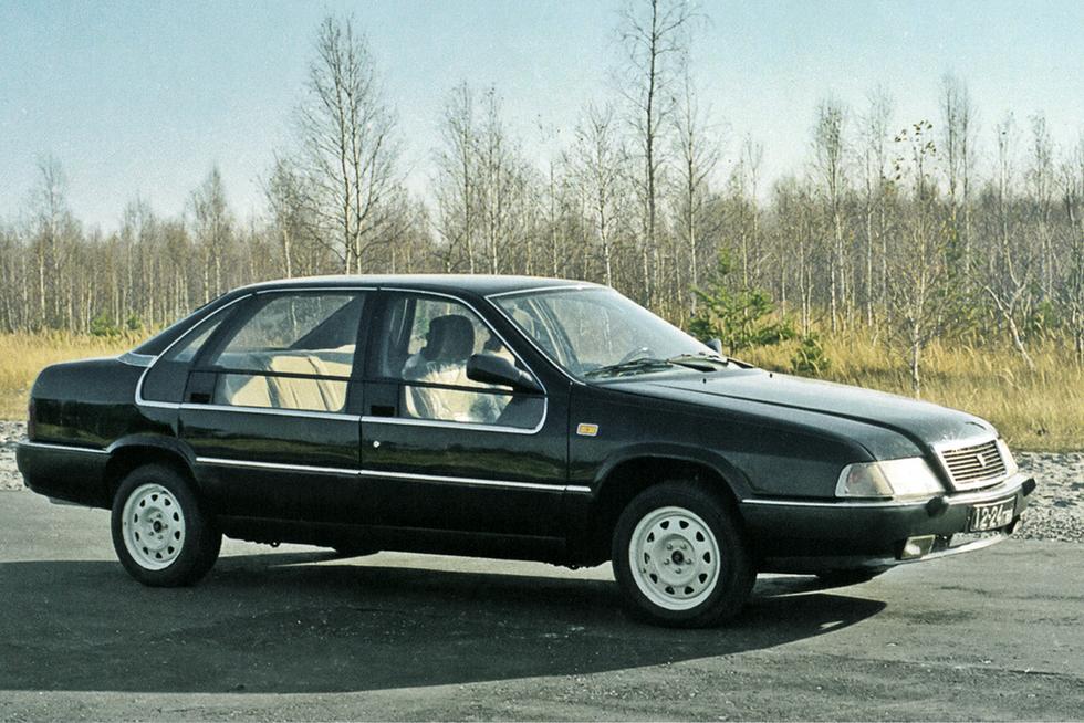 ГАЗ 3105 Волга опытный