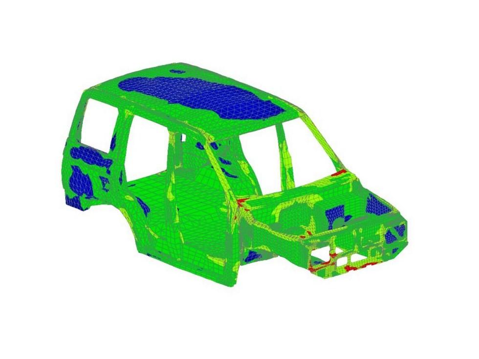 кузов УАЗ 3160