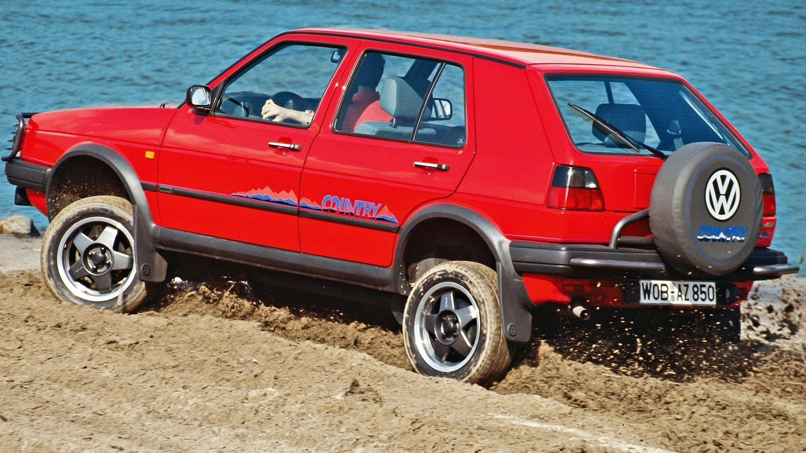 Volkswagen Golf Country (Typ 1G) '04.1990–12.1991