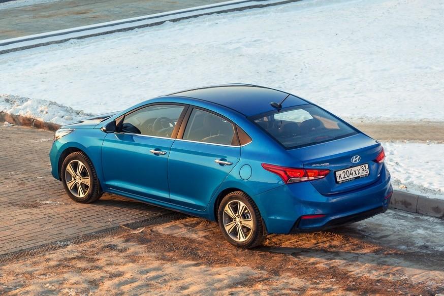 Hyundai Solaris-2020 для России: богаче и с другим дизайном. Но не как у китайской версии