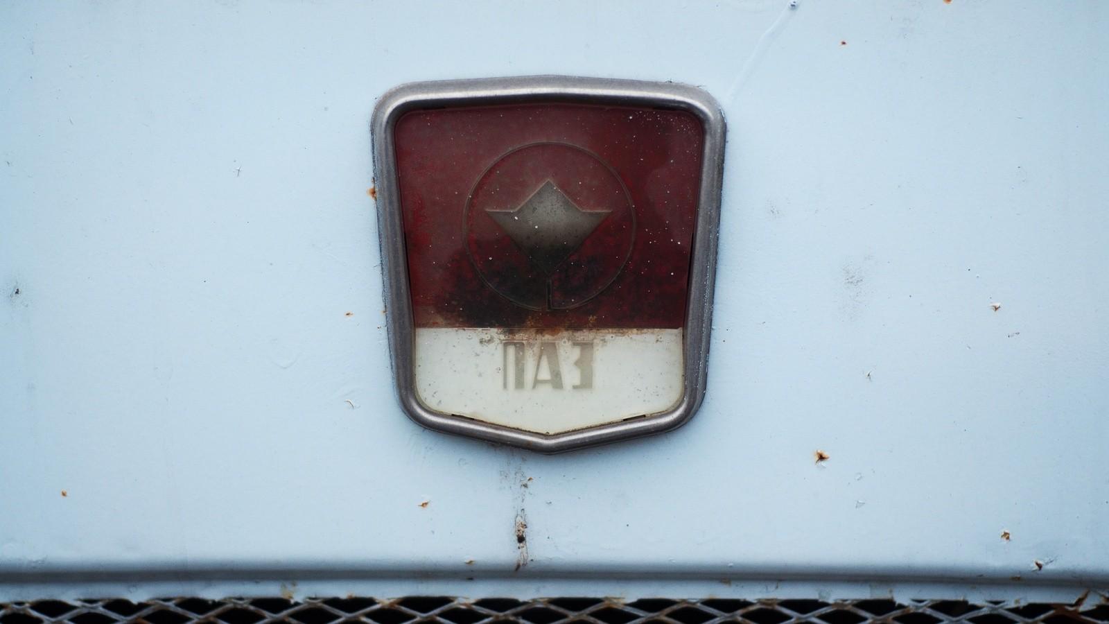 ПАЗ 672М эмблема