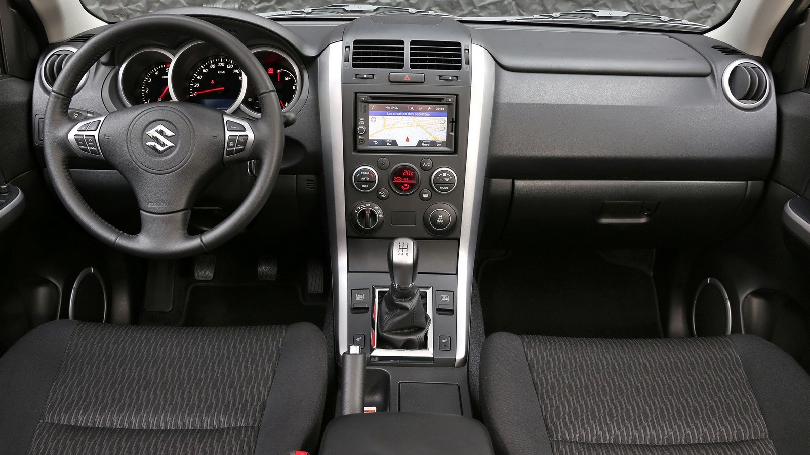 Торпедо Suzuki Grand Vitara '2012–н.в.