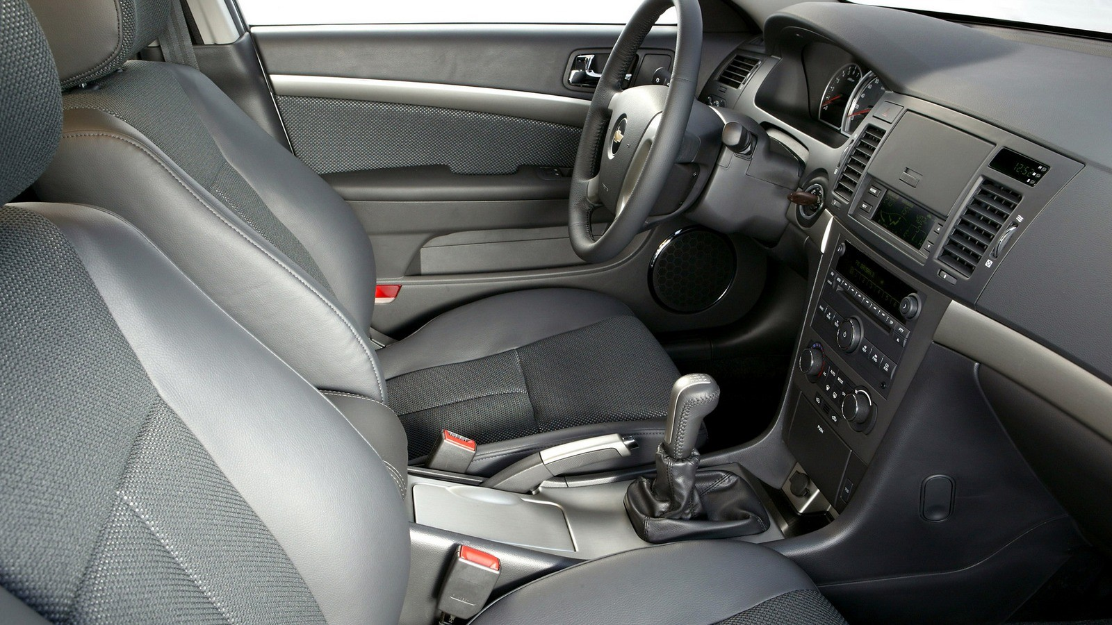 Торпедо Chevrolet Epica (V250) '2006–08
