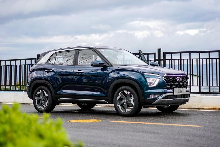 У российской Hyundai Creta нового поколения будет свой дизайн. В продаже через год