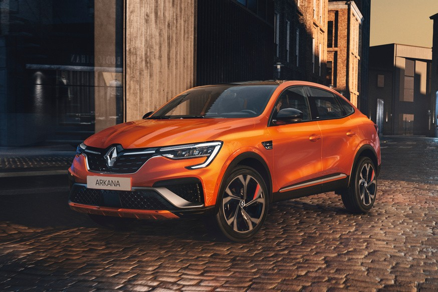 Renault Arkana преобразилась для Европы: другая платформа, гибриды и версия «под спорт»