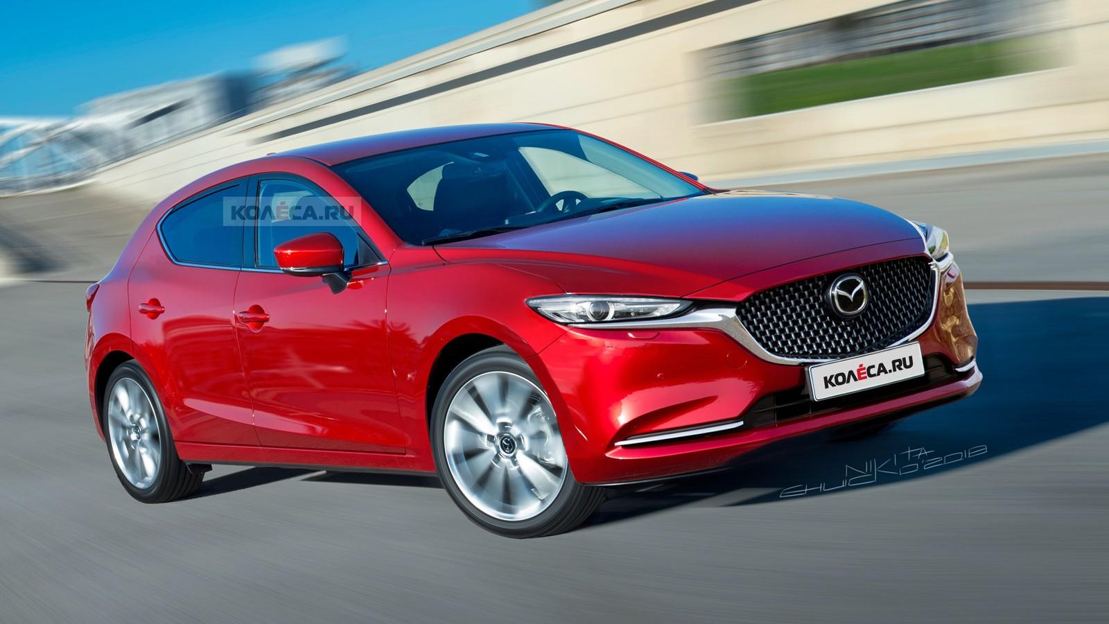 Mazda 3 front1
