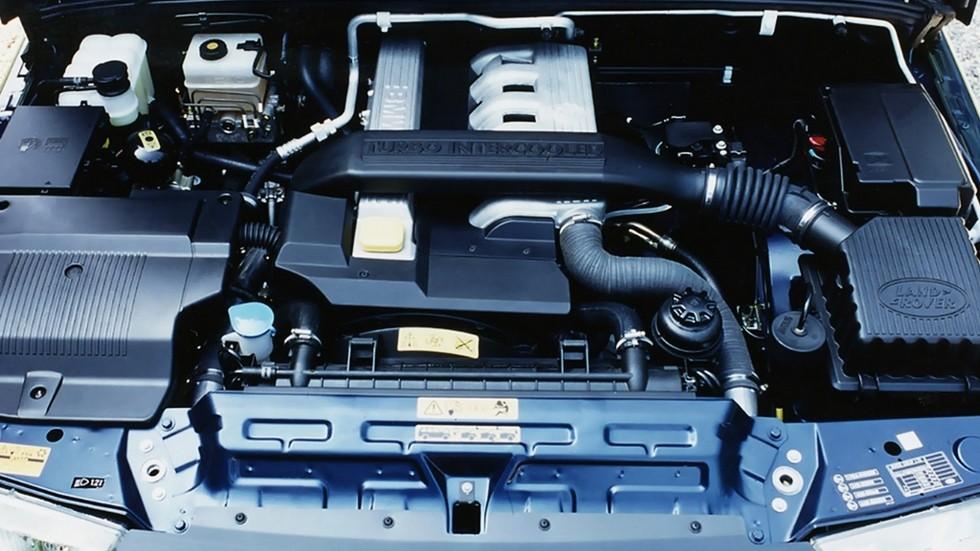 Под капотом Range Rover UK-spec (P38A) '1994–2002э