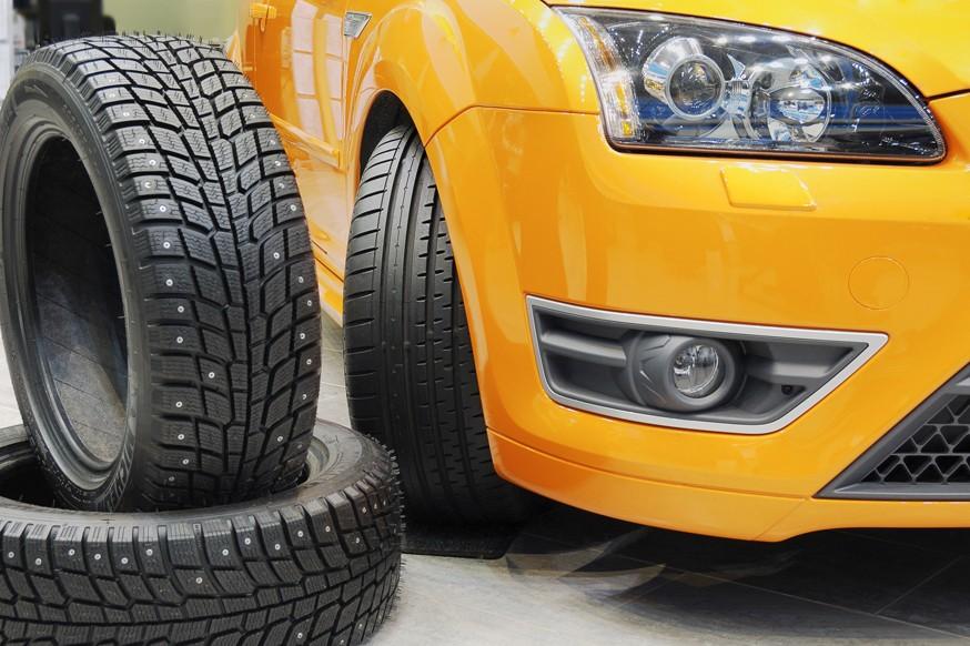Шипованные шины подорожают: дополнительные средства пойдут на компенсацию вреда дорогам