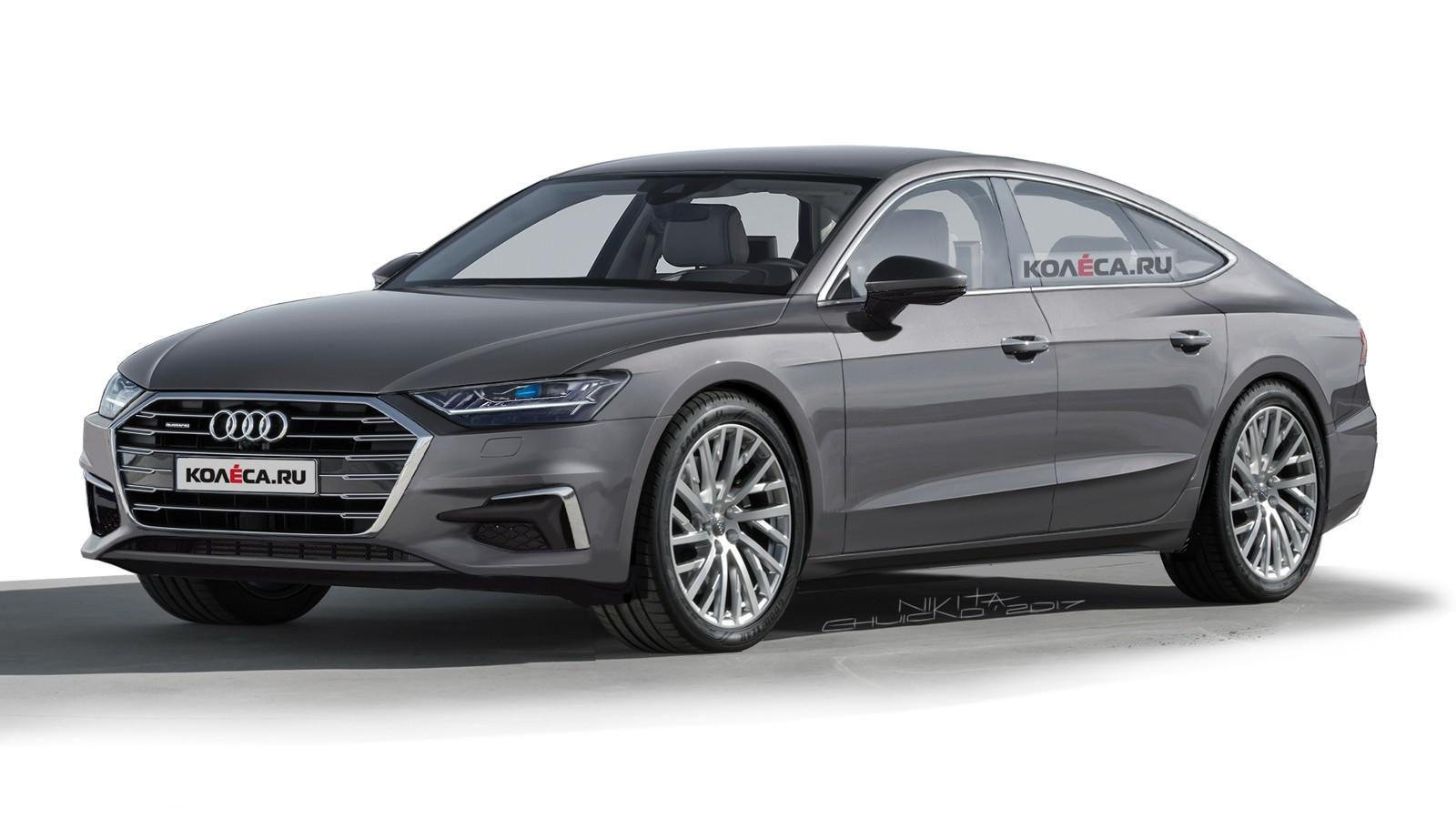 Audi A7 front1