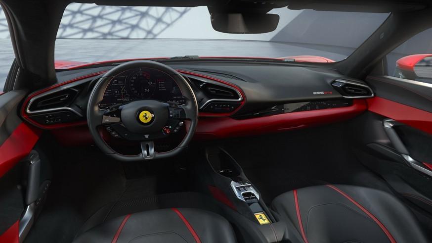 Ferrari может представить 296 GTB Spider: первое изображение спорткара
