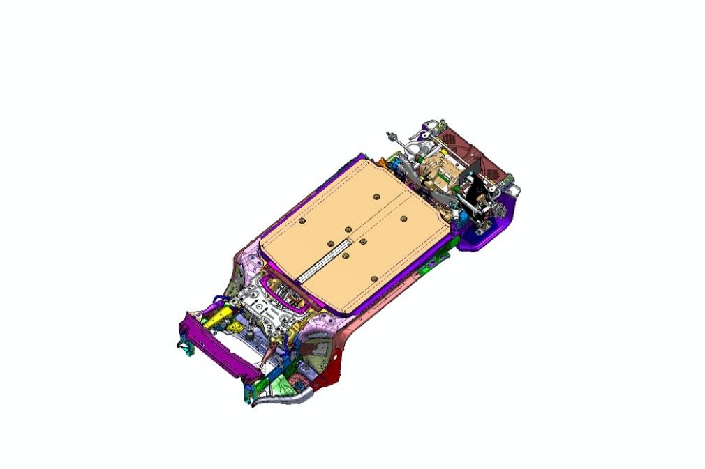 Новая платформа Groupe PSA: полный привод и до 650 км на одной зарядке