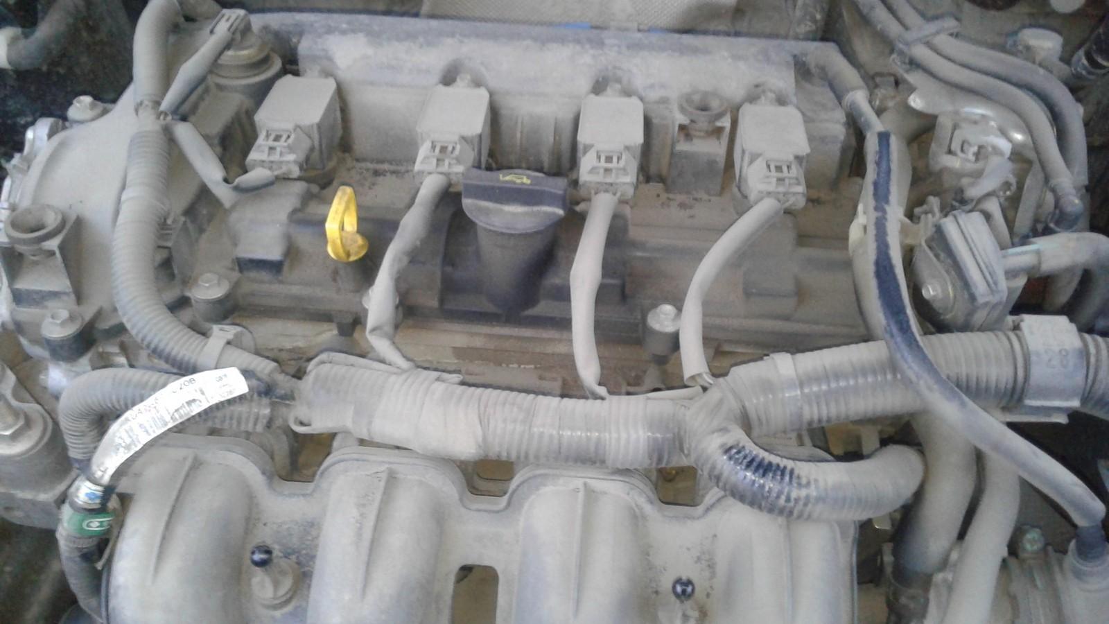 Mazda CX-5 I двигатель