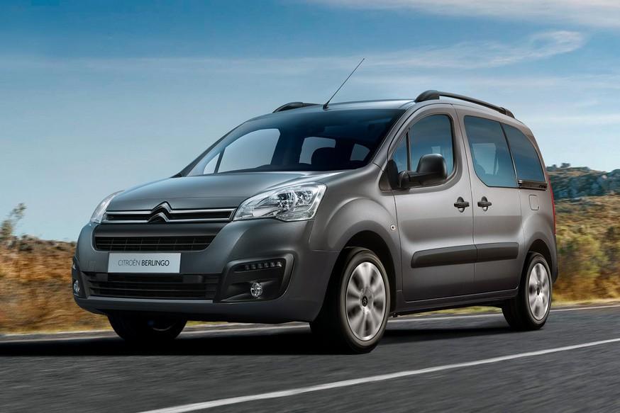 Пассажирский Citroen Berlingo снова в России: «автомат» и цены, как у близнеца от Peugeot