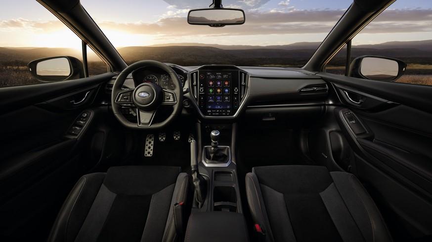 Спорткар для Японии: Subaru дразнит видеотизером WRX S4