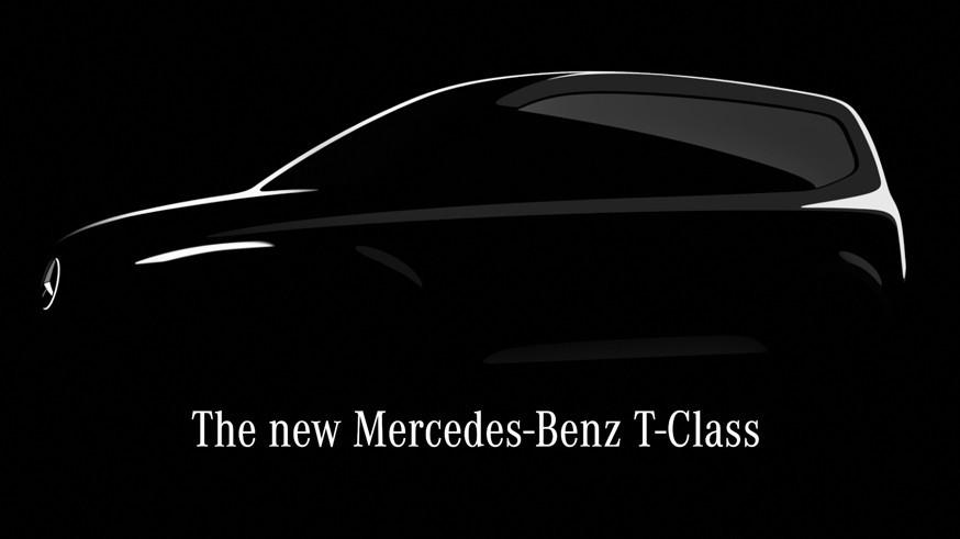 Расширение в пока не представленном семействе: у Mercedes-Benz T-Class будет электроверсия