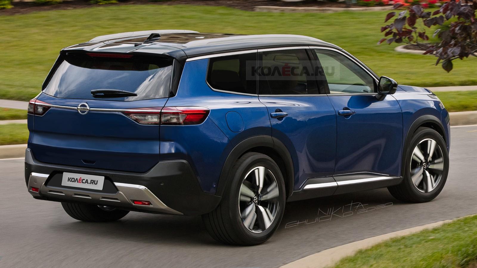 Новый Nissan Pathfinder