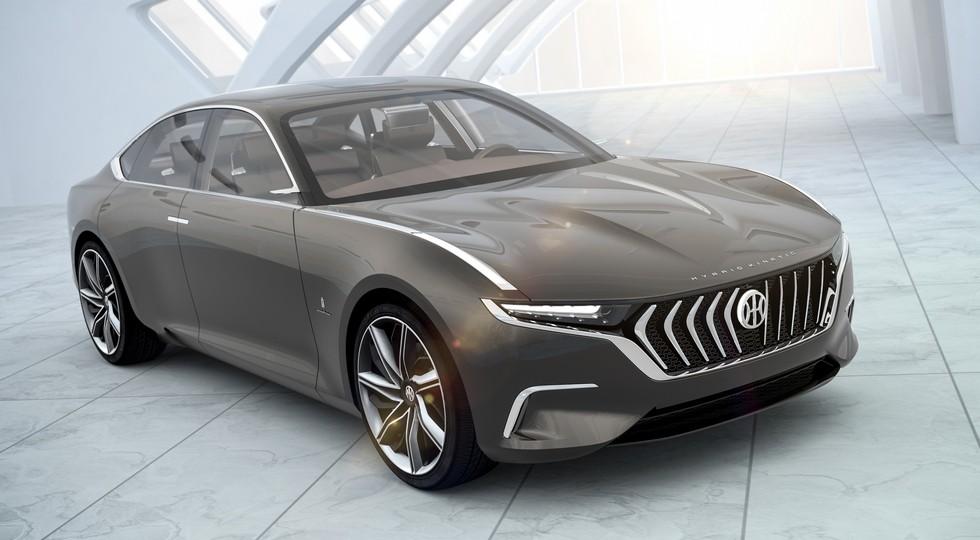 На фото: одна из последних работ Pininfarina — седан H600 для гонконгской компании Hybrid Kinetic