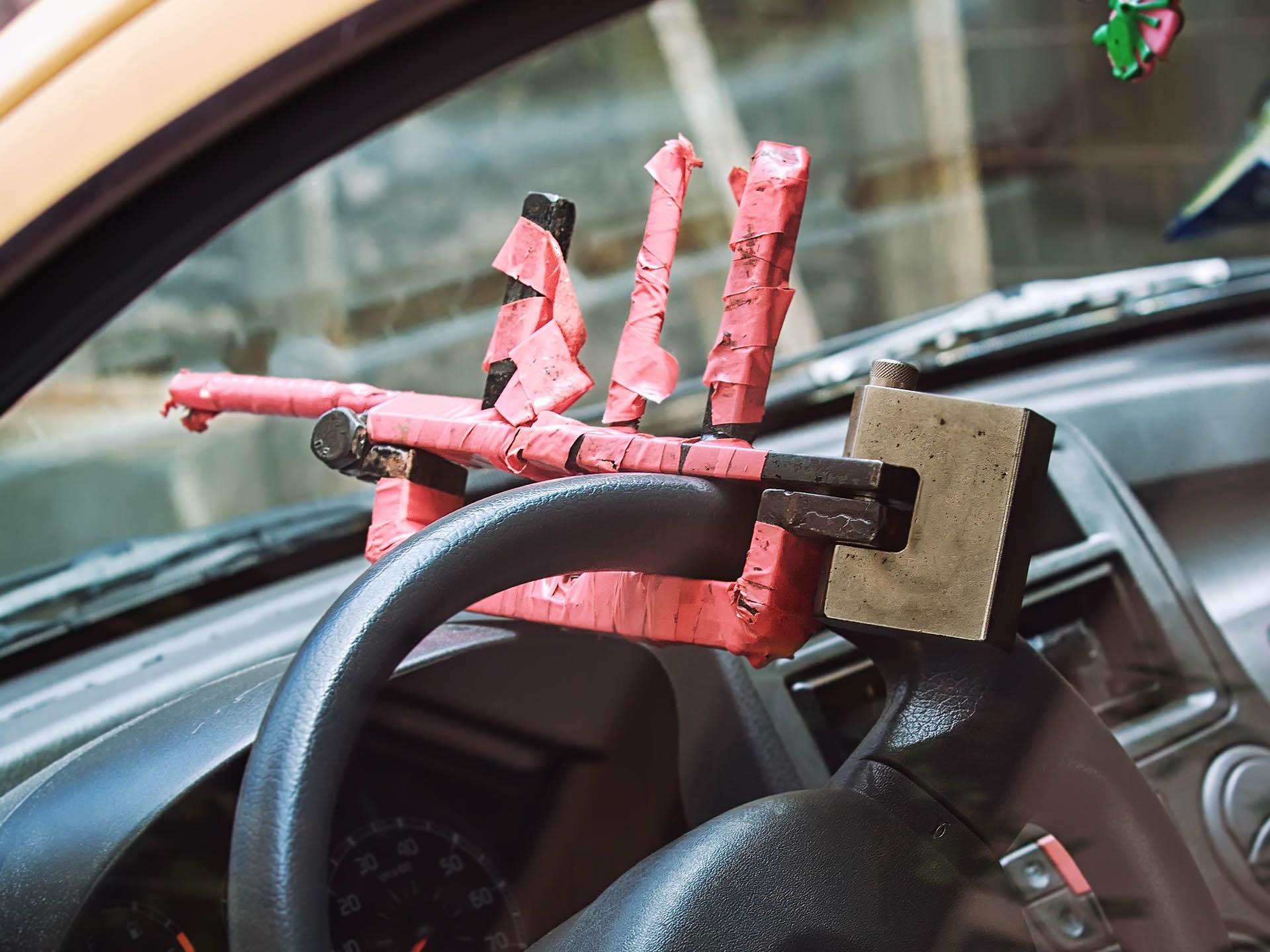 Авито Авто: в России на 52% вырос спрос на противоугонные системы