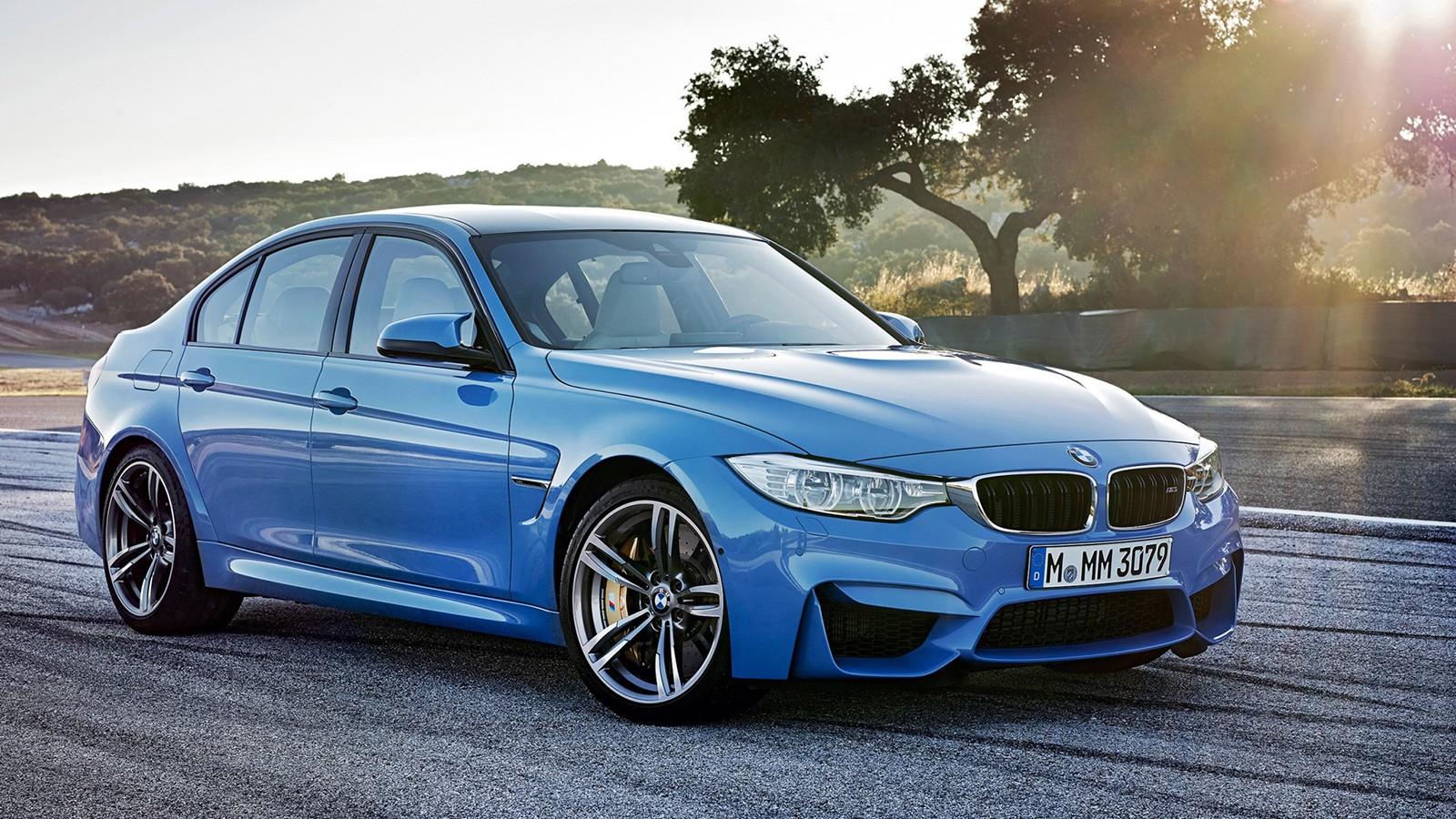 На фото: BMW M3