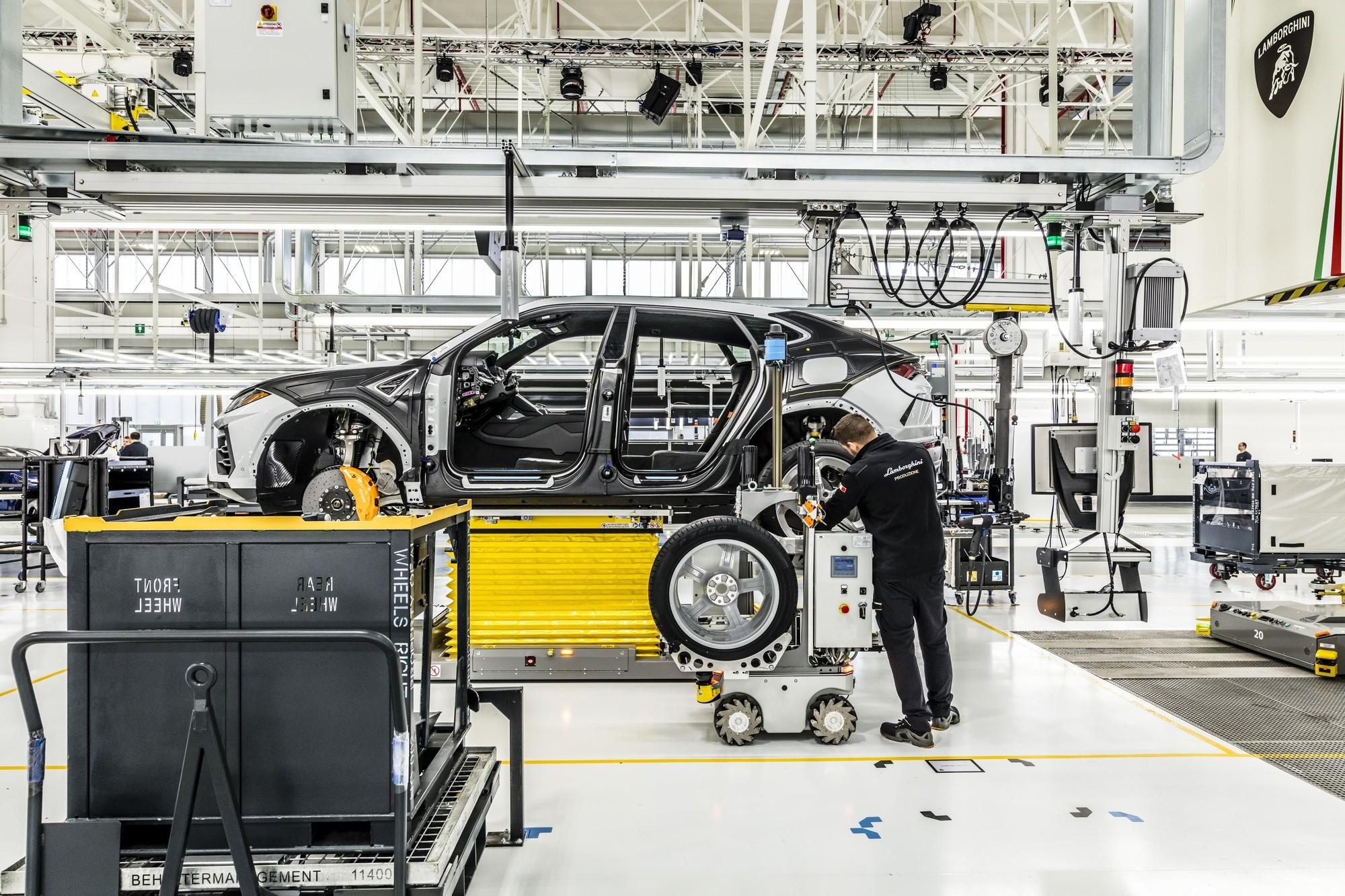 Концерн VW отказался продавать Lamborghini и отклонил предложение швейцарцев
