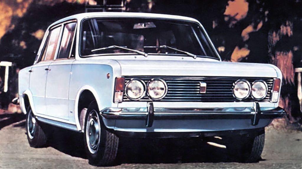 Советско-польская борьба: сравниваем Fiat 125p и ВАЗ-2103