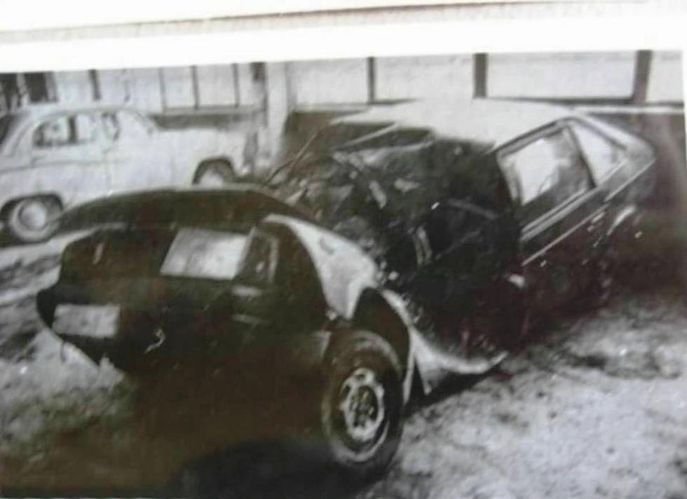 По заключению экспертов, во время удара автомобиль двигался со скоростью далеко за 100 км/ч
