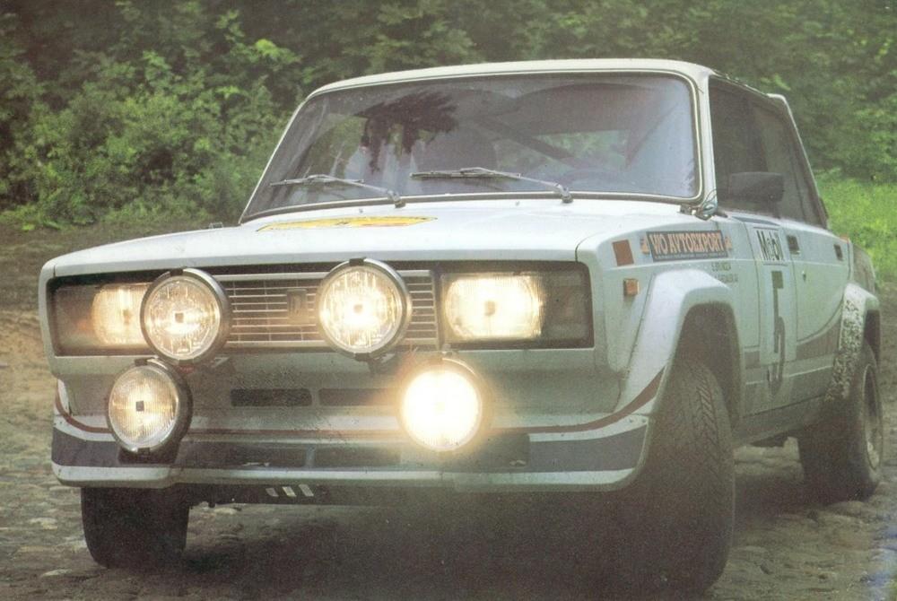 В Вильнюсе смогли, а в Тольятти – нет. Как фирма ВФТС выпускала спорткары в СССР